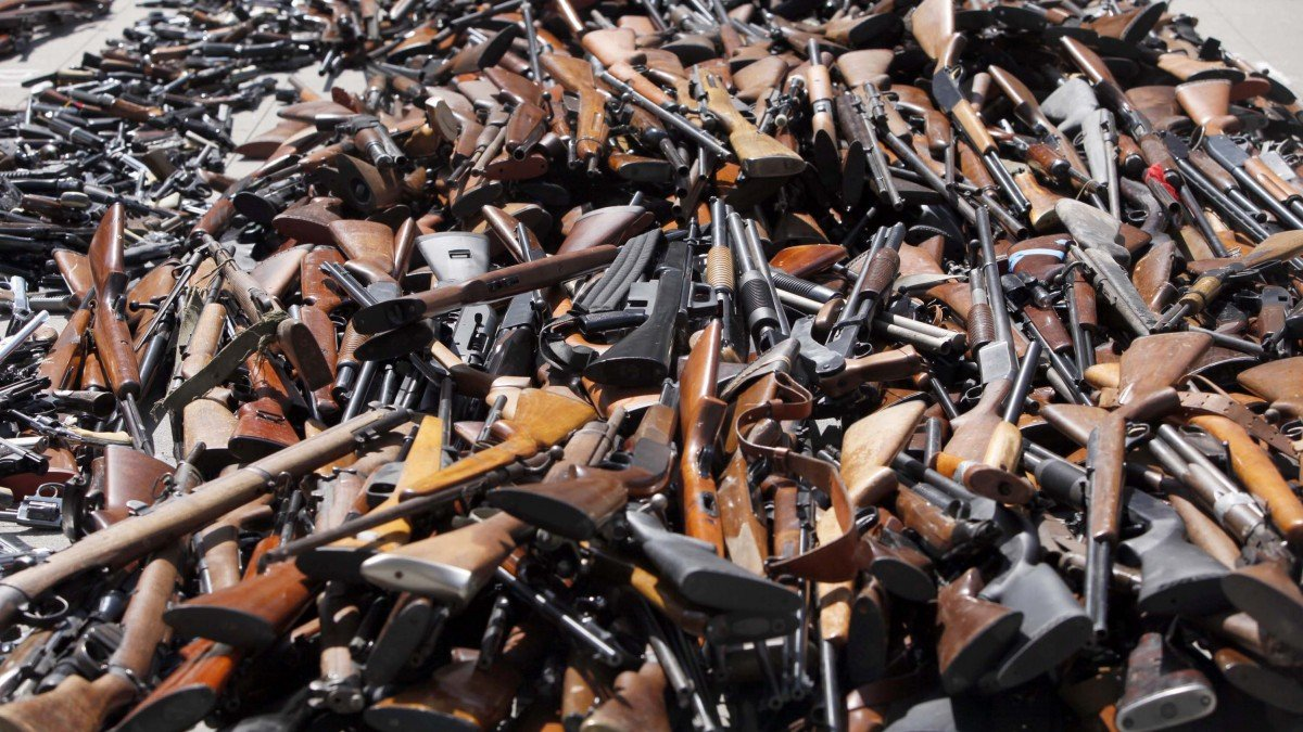 Dem Lawmaker We Dont Want To Confiscate Guns We Want To Seize Them