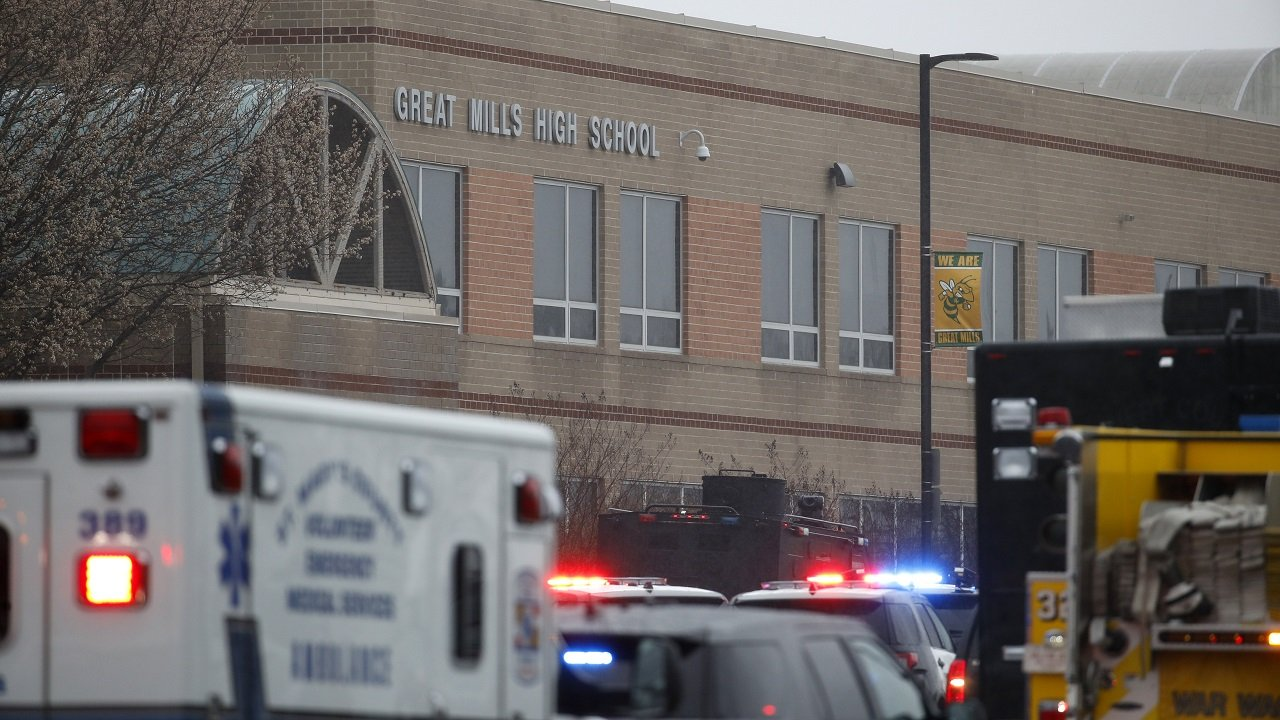 Joy Reid MD School Shooter Would Have Used AR15 If the NRA Had Its Way