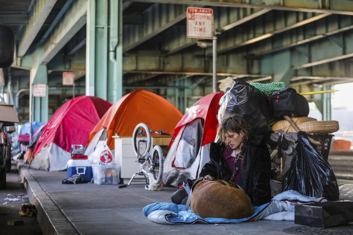 Report Homeless Deaths Go Uncounted in Bay Area