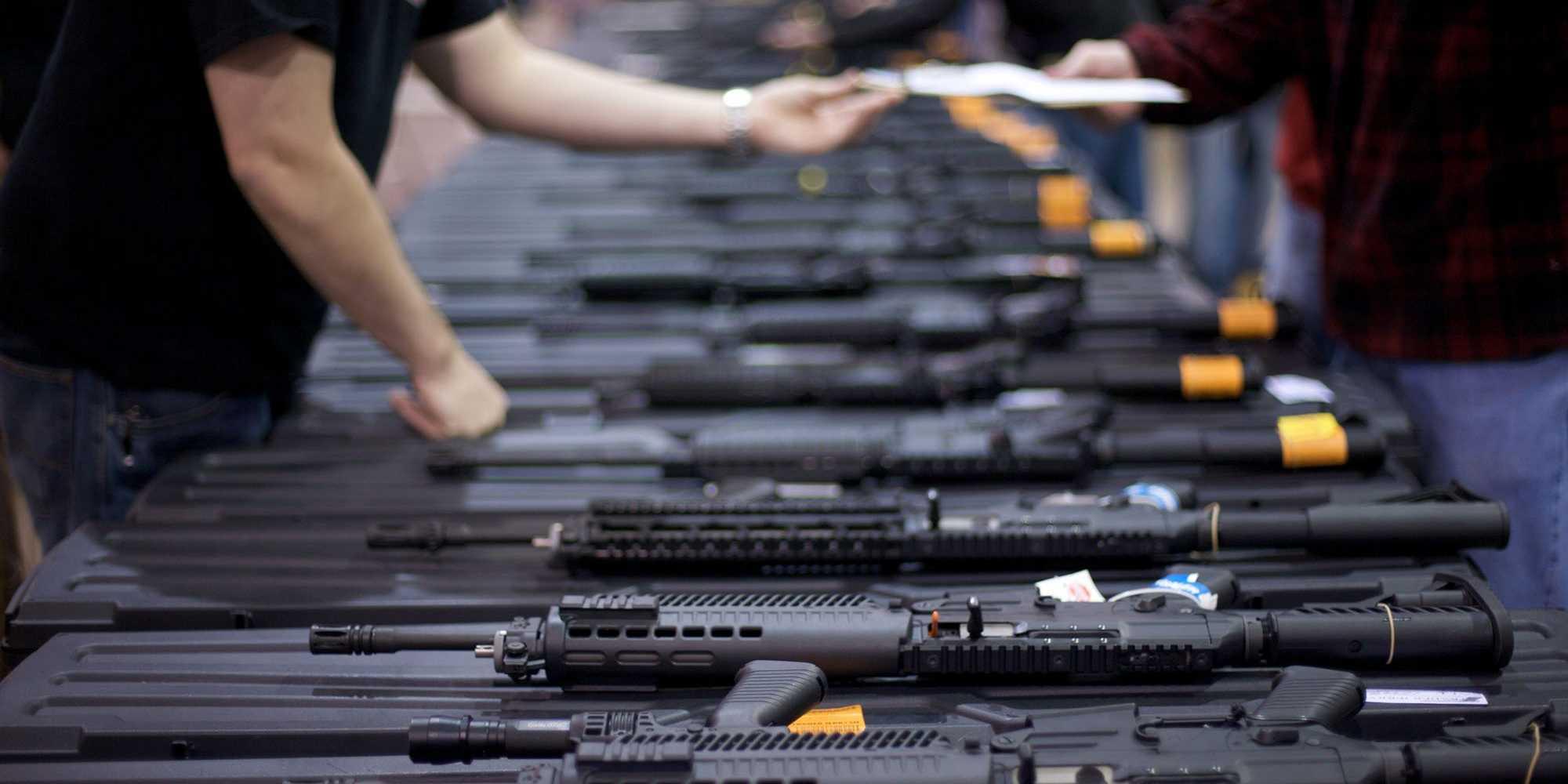 White House backs off call to raise minimum age to buy long guns