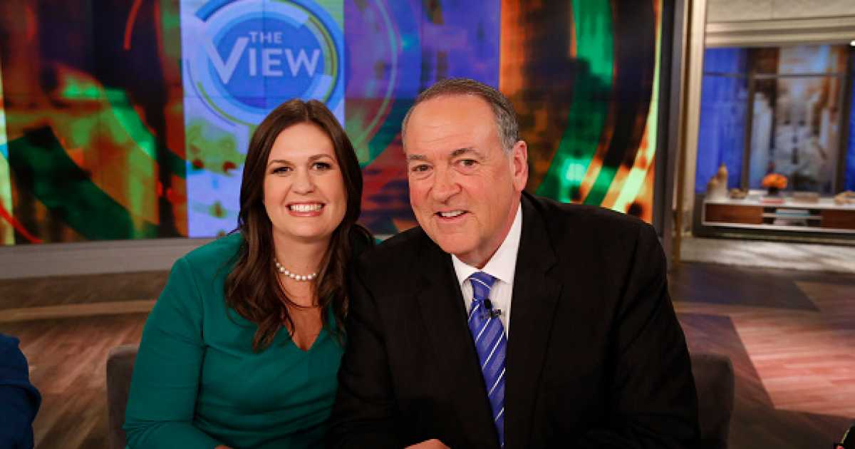 Mike Huckabee SLAMS Jim Carrey Low Blow To Attack My Daughters Faith
