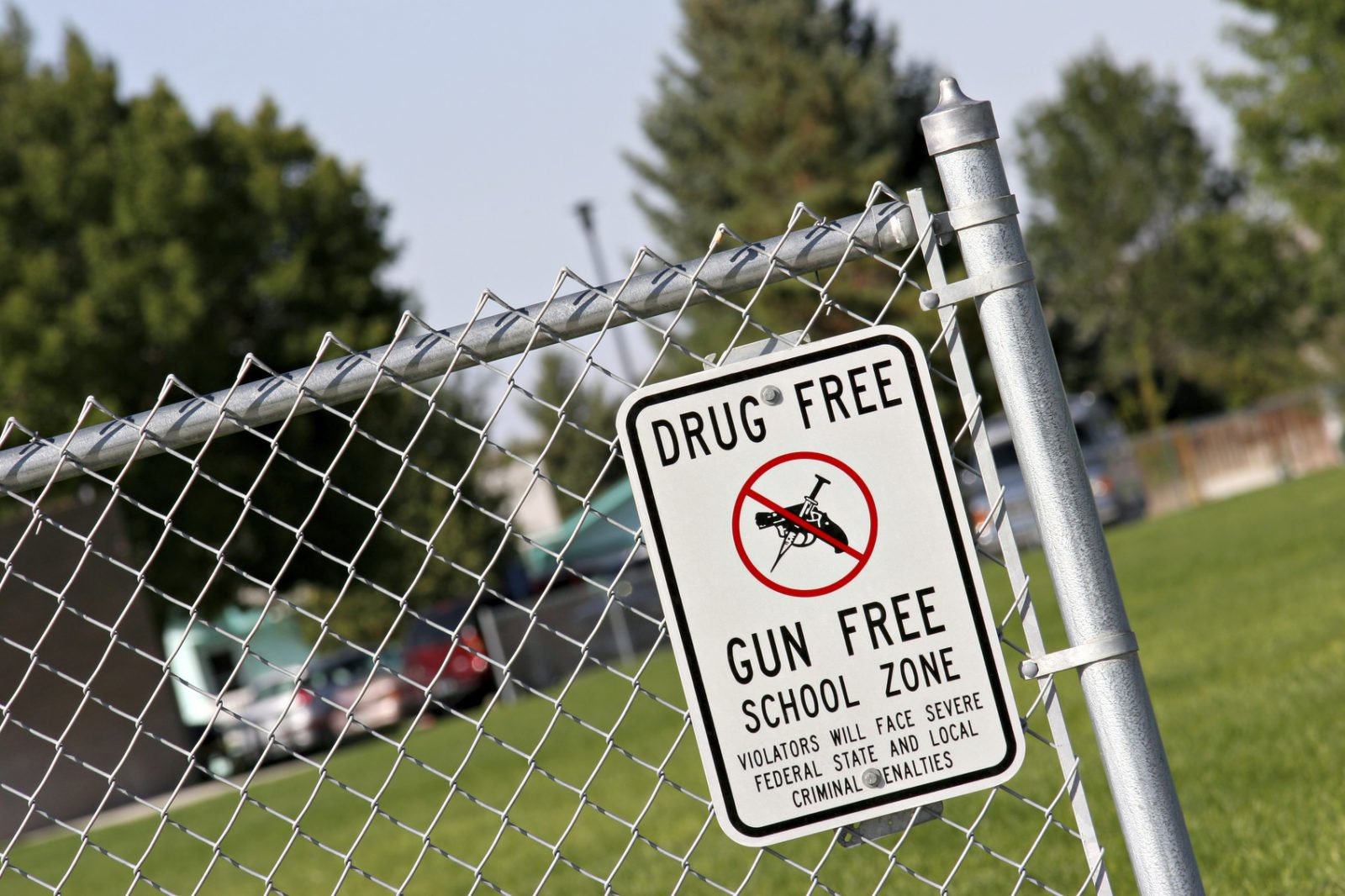 This NC School District Has a Message for Potential Attackers  This Is Not a GunFree Zone VIDEO