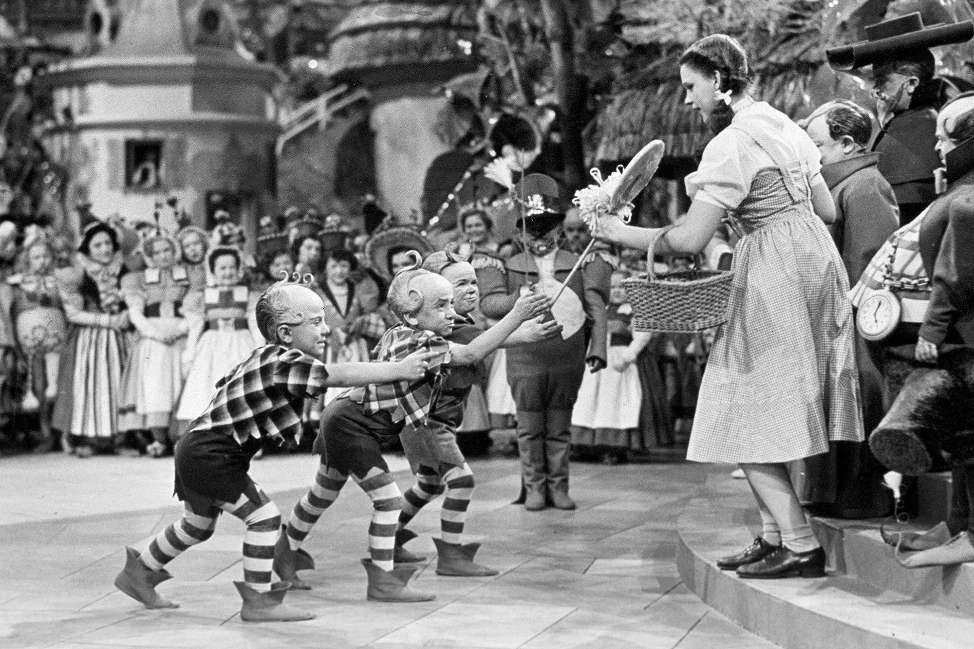 Judy Garland Was Molested By Munchkins On The Wizard of Oz Book Claims