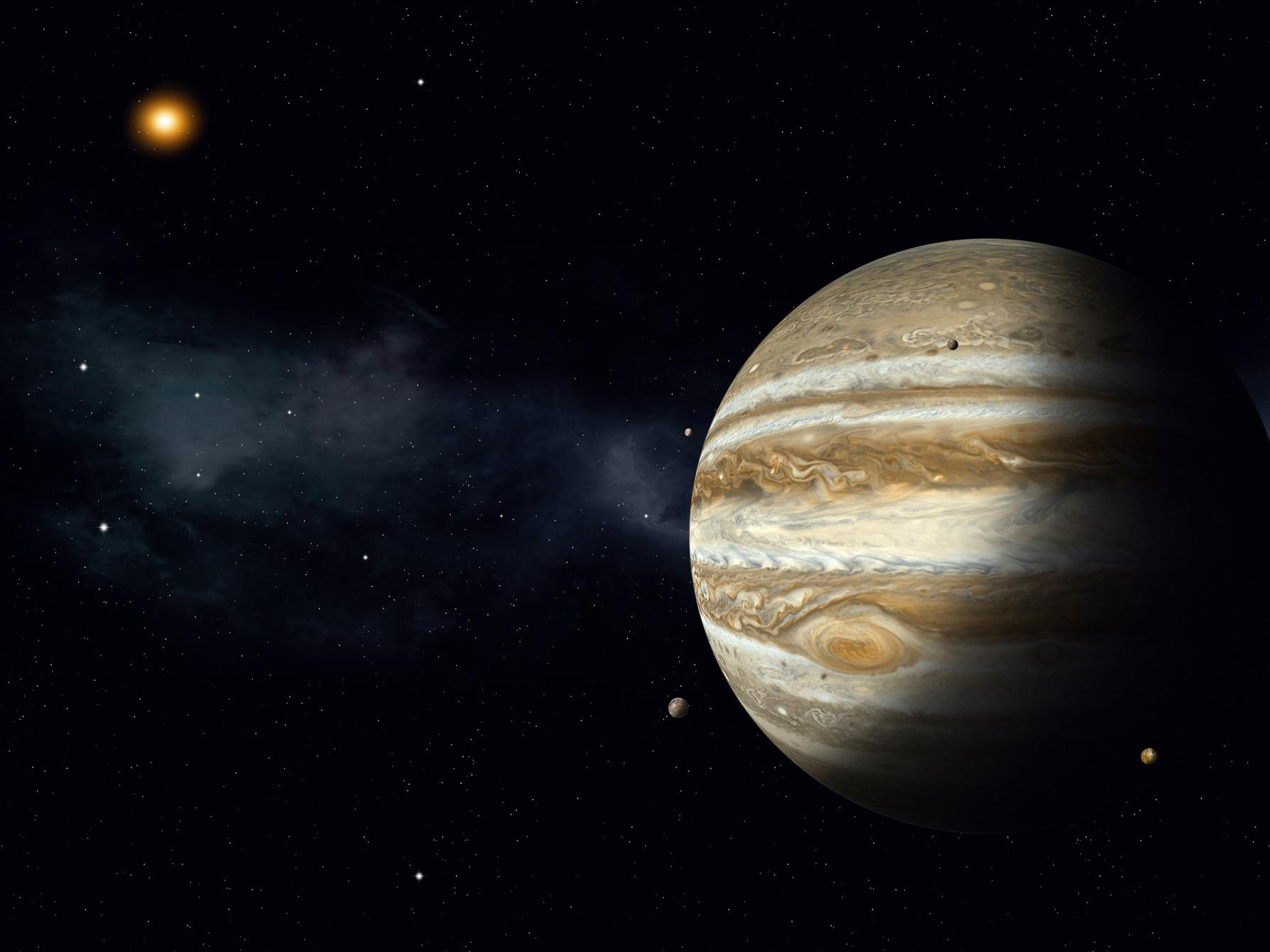 Something strange is happening to Jupiters Great Red Spot