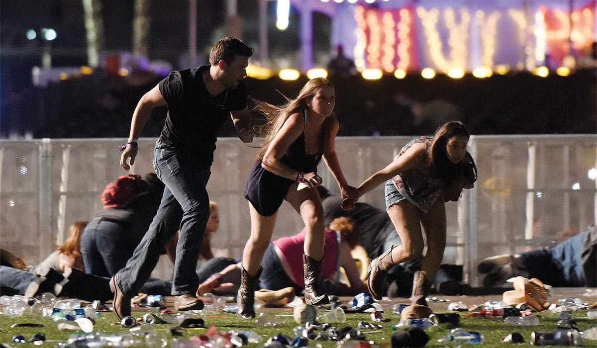 FBI Pinpoints New Person of Interest in Las Vegas Shooting Then Told to Stand Down Not Pursue Suspect
