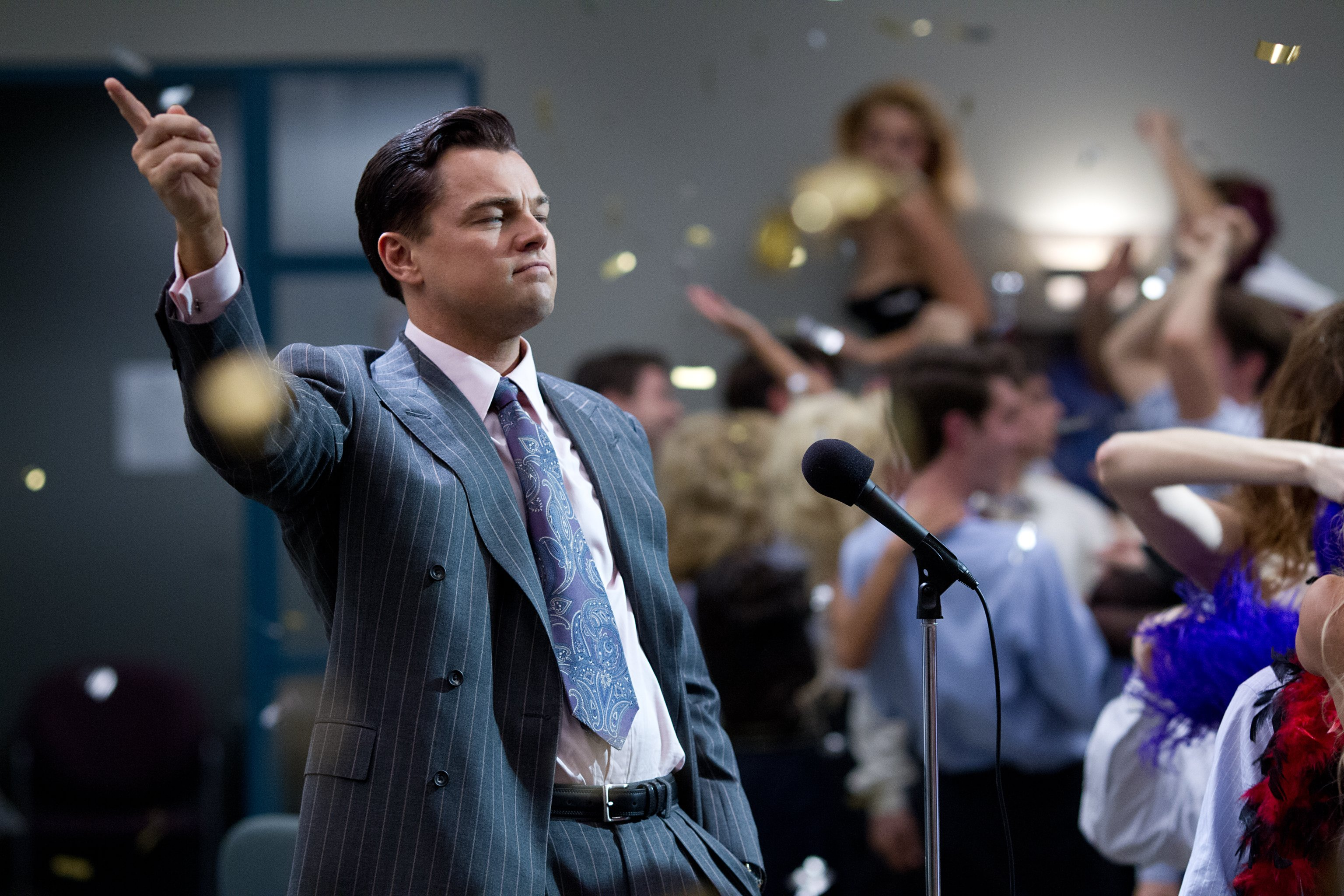 Wolf of Wall Street film company to pay 60M settlement
