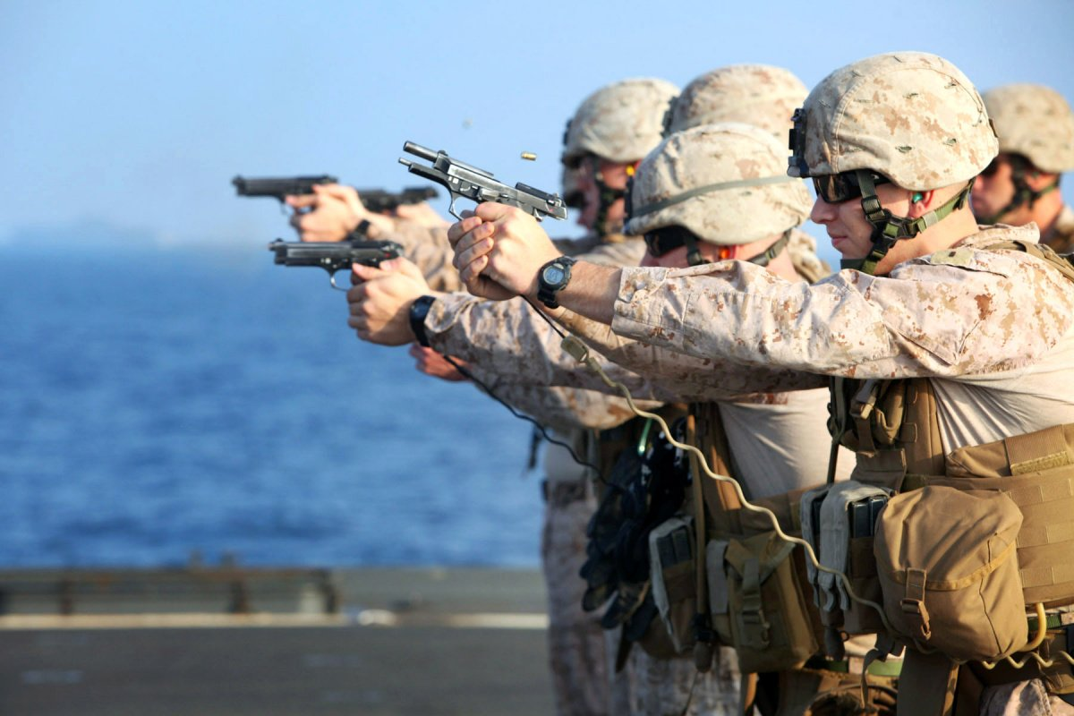 Marine Corps Commandant Reveals Alarming Percentage Of Youth Unfit For Military