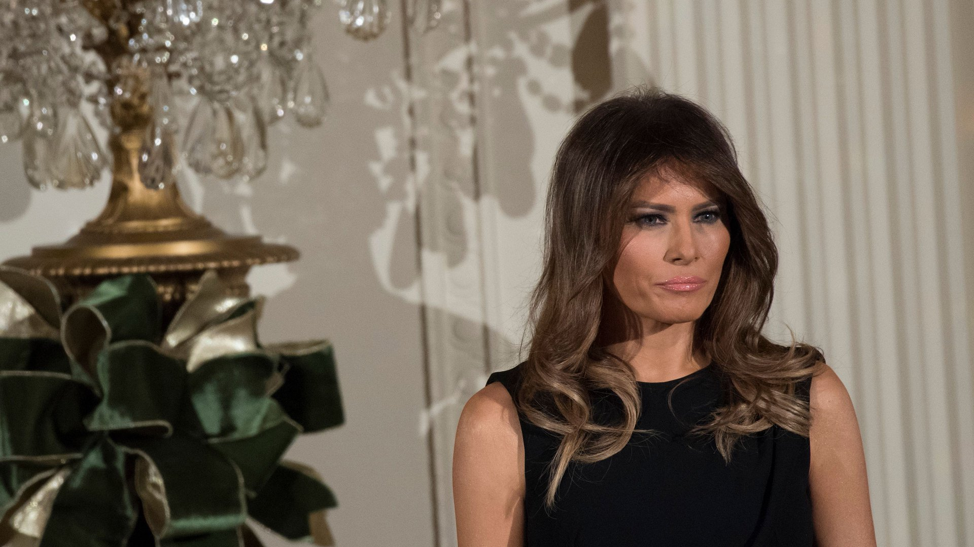 It Wont Stop Me Melania Responds to Criticism Over Cyber Bullying Platform VIDEO