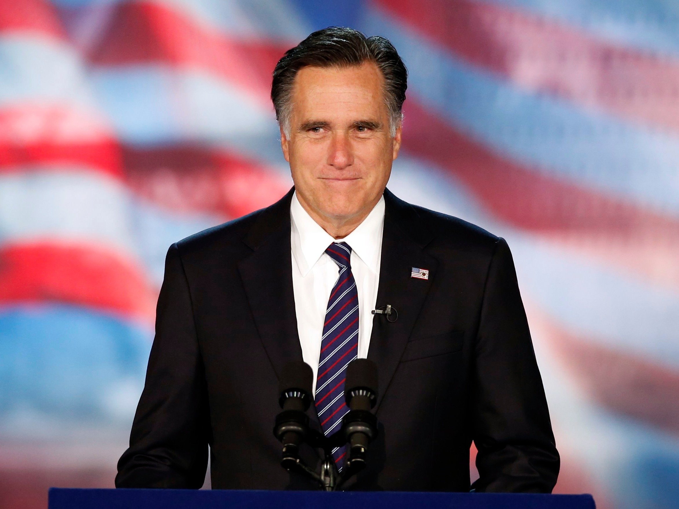 Romney Senate run pegged as steppingstone to challenge Trump in 2020
