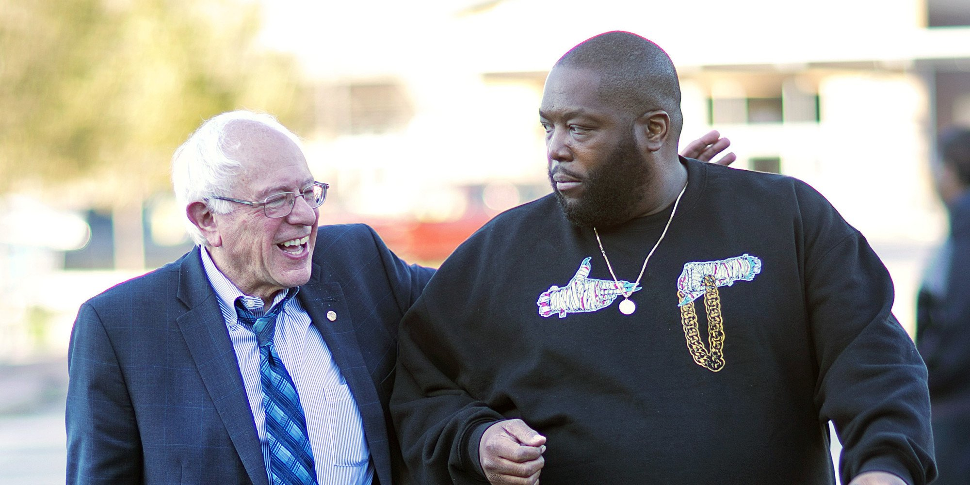 Rapper Killer Mike to Progressive Gun Grabbers Youre not Woke and Youre Going to Progress Us into Slavery VIDEO