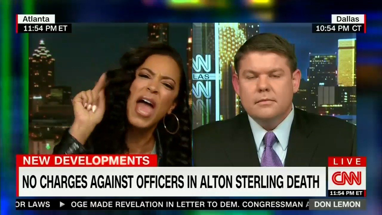 CNNs Rye Goes Berserk on GOP Guest You Are Out Your Damn Mind VIDEO