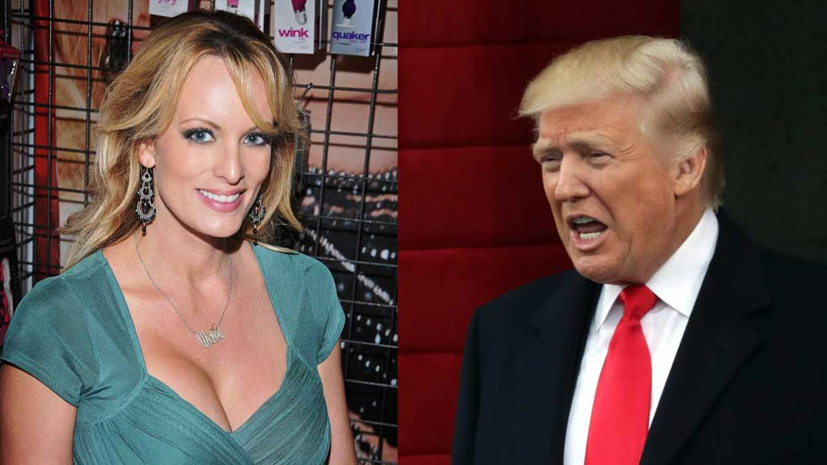 New Poll Suggests Stormy Daniels Controversy Not a Detriment to Trumps Approval Rating