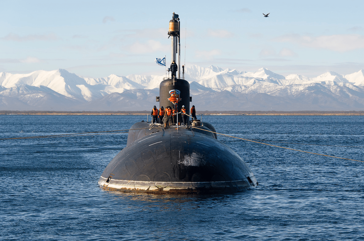 Russian Nuclear Sub Quietly Traveled To US Coastline Undetected