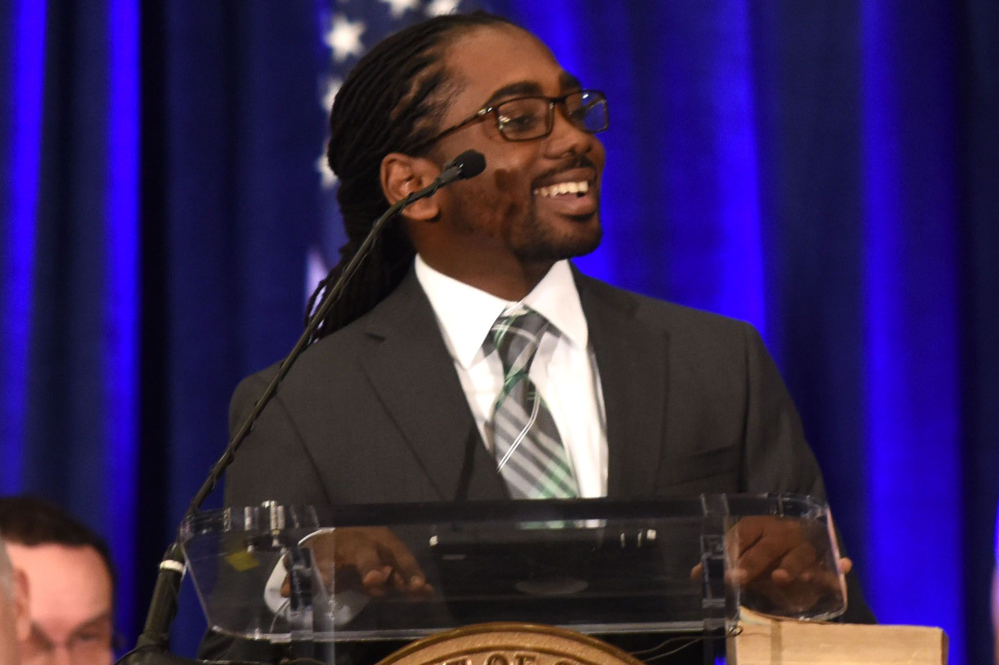 WATCH Democrat Trayon White Sr Also Claims Jewish Bankers Control The Government