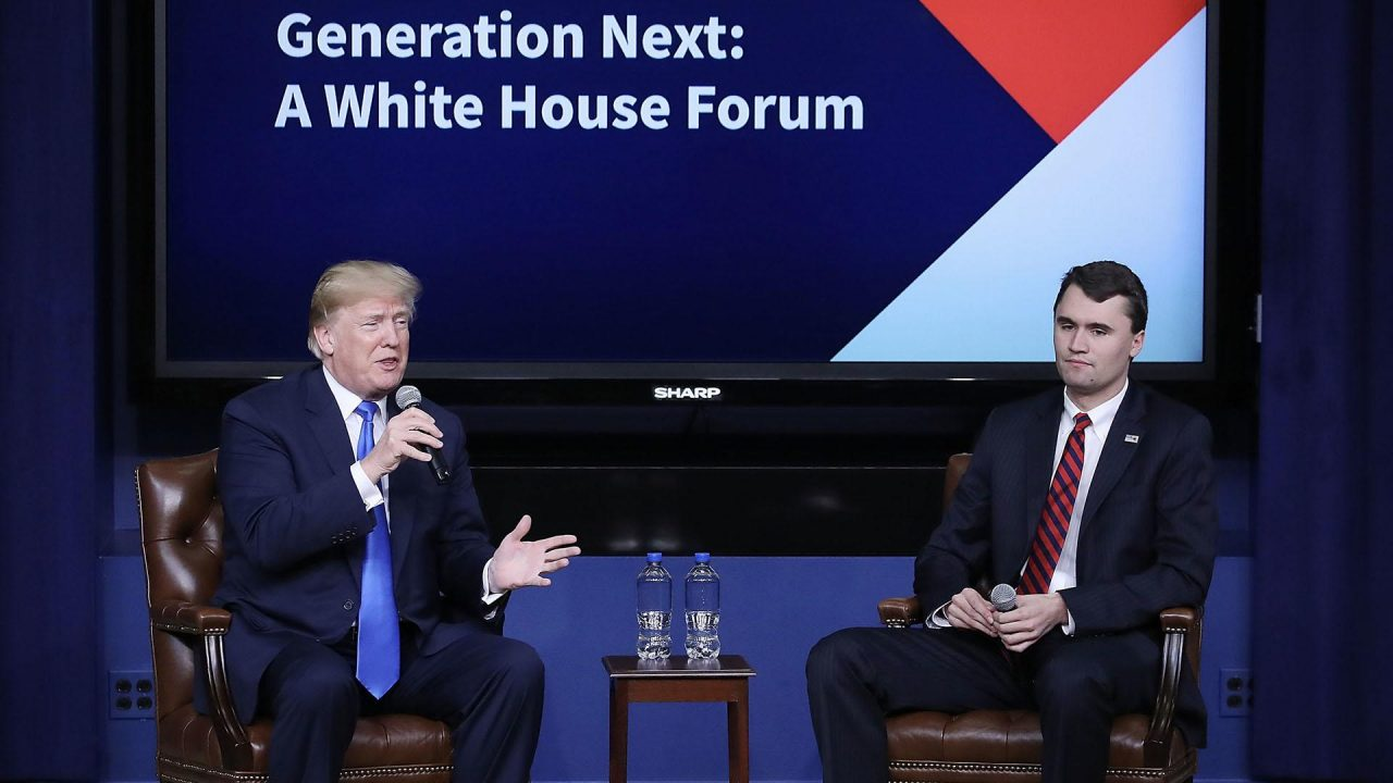 Charlie Kirk More Young Americans Support Trump Than the Media Gives Him Credit For VIDEO