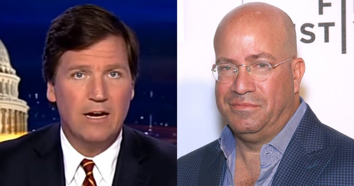 WATCH CNN Pres Calls Fox News StateRun TV Tucker Puts Him in His Place With a Bombshell
