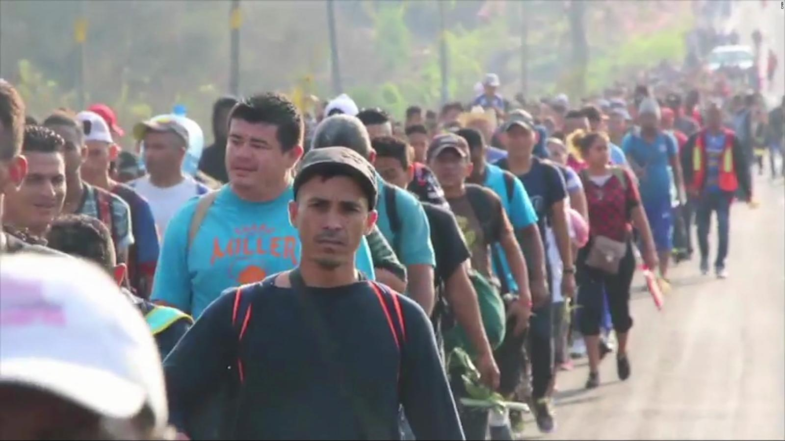CNN Correspondent: Migrant Caravan 'Takes Issue' With How ...