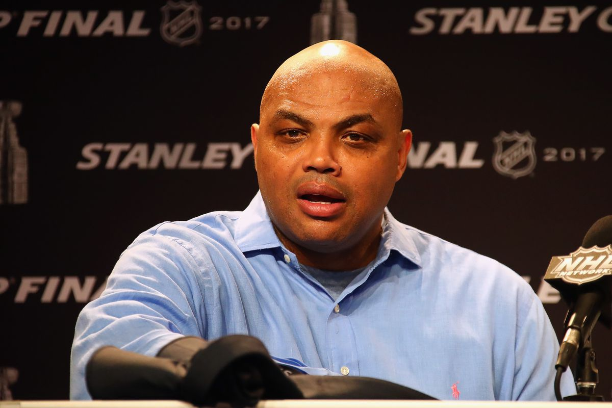 Charles Barkley on Trump presidency Ive never been more angry and disgusted VIDEO