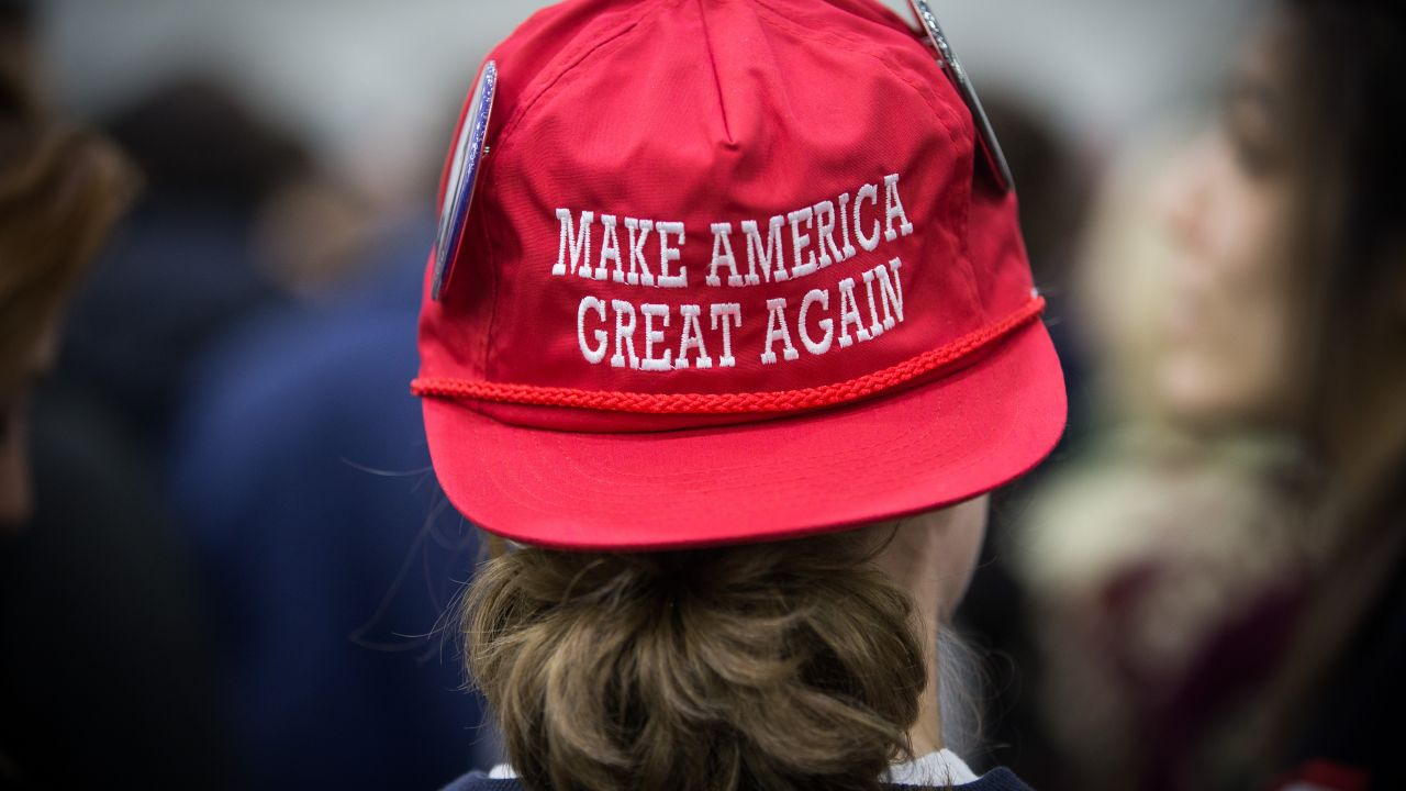 Americas Never Been Great Student Records Teacher Saying Trump MAGA Slogan Trying to Bring Back Segregation